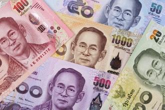 Offizielle Währung in Thailand - Thai Baht