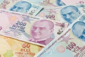 Währung in der Türkei - Türkische Lira