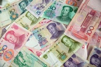 Die Währung von China ist der Renminbi Yuan