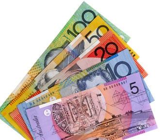 Die Währung von Australien ist der Australische Dollar