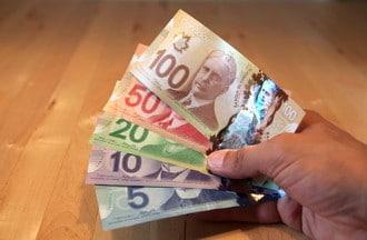 Die Währung von Kanada stellt der Kanadische Dollar dar