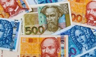 Die Währung von Kroatien ist die Kuna