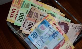 Die Währung von Mexiko ist der Mexikanische Peso
