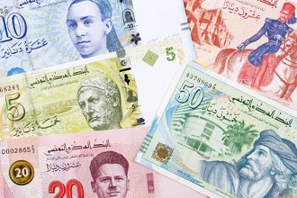 Die Währung von Tunesien ist der Tunesische Dinar