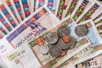 Übersicht über die Währung von Kuba
