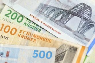 Die Währung von Dänemark ist die Dänische Krone