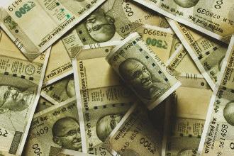 ie Währung von Indien ist die Indische Rupie