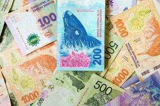 Die Währung von Argentinien ist der Argentinische Peso
