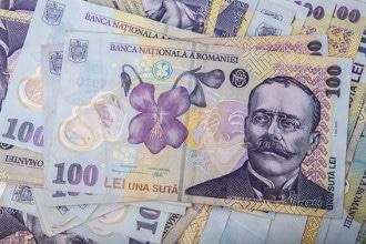 Die Währung von Rumänien ist der Rumänische Leu